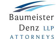 Baumeister Denz Logo